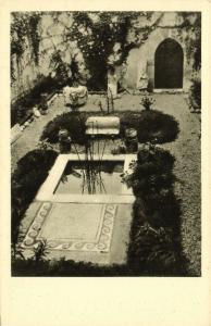 greece, RHODOS RHODES RODI, Il Giardinetto dell Instituto Fert (1920s)