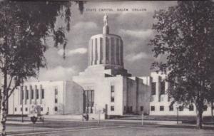 State Capitol Building Salem Oregon