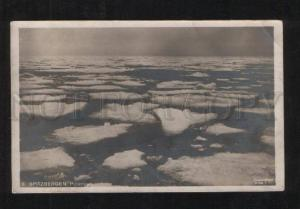 068896 NORWAY Spitzbergen Polarisen POLAR Vintage PC