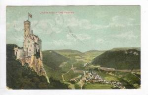 Lichtenstein mit Honau, PU-1907
