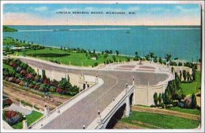 Lincoln Memorial Bridge, Milwaukee WI