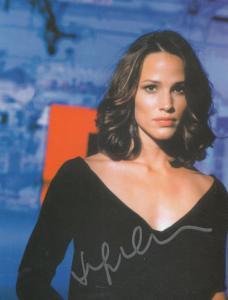Jennifer Garner Elektra Large Hand Signed Photo
