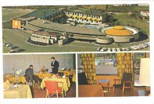 3-Views, Vancouver Airport Inn, Vancouver, British Columbia, Canada, 1940-1960s