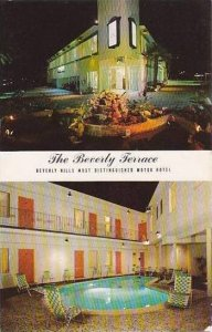 California Beverly Hills Beverly Terrace Motor Hotel