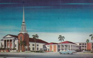 FORT LAUDERDALE, Florida 1966 First Baptist Church