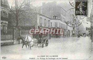REPRO the Paris Crue of the Seine