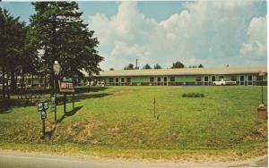 Cornelia GA -  Sheriff's Motel, U.S. 441 and 23 1960s