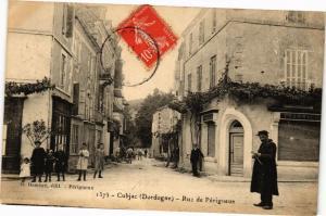 CPA CUBJAC-Rue de PÉRIGUEUX (233923)