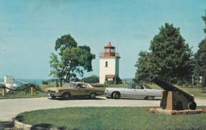 GODERICH , Ontario , Canada , 1977 ; Lighthouse