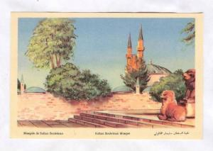 Mosquee de Sultan Souleiman , Syria, 20-40s