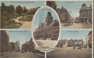 Northamptonshire; Northampton Multiview PPC, By Dennis, 1943 PMK