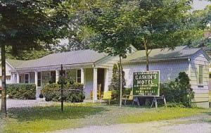 Gaskins Motel Harrodsburg Kentucky