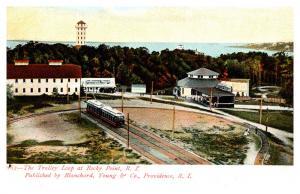 Rhode Island Warwick, Rocky Point , the Trolley Loop