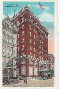 LEXINGTON , Kentucky , 1910s ; Phoenix Hotel