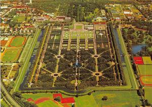 Hannover-Herrenhausen Luftaufnahme des Grossen Garten Garden Aerial view