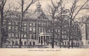 Sacred Heart Academy, Lek Forest, Illinois, 00-10s