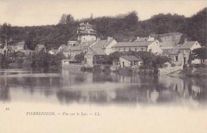 Vue Sur Le Lac, Pierrefonds (Oise), France, 00-10s