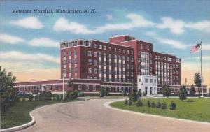 New Hampshire Manchester Veterans Hospital