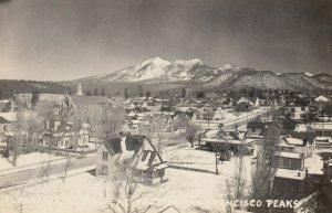 RP; FLAGSTAFF , Arizona , 1930-40s ; Panorama