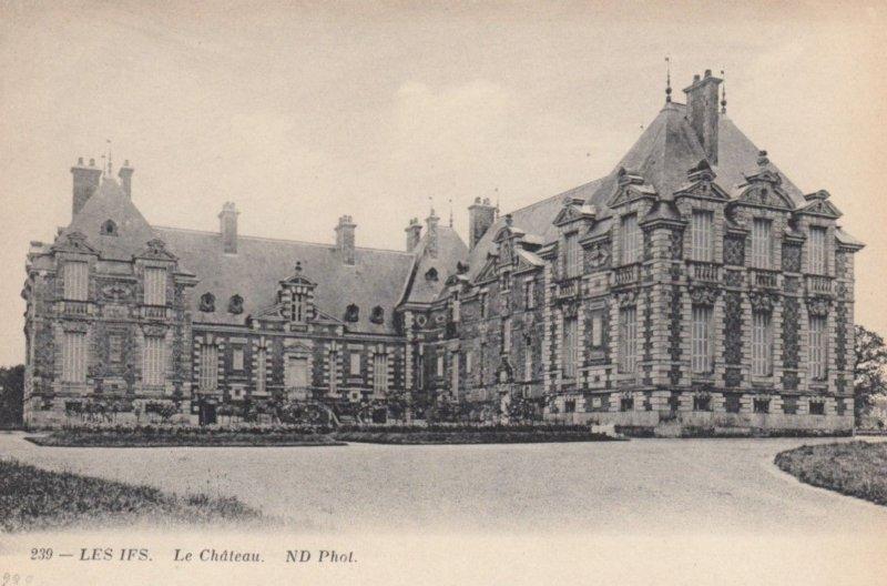 LES IFS, France, 1910-1920s, Le Chateau