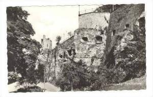 RP  Luxembourg, Fortifications, 20-40s