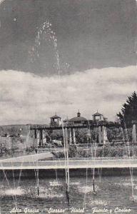 Sierras Hotel, Fuente Y Casino, Alta Gracia, Argentina, 1920-1940s