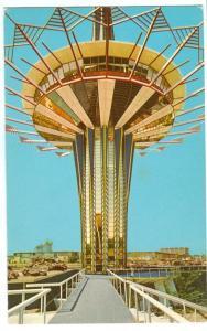 Prayer Tower, Oral Roberts University, Oklahoma Postcard