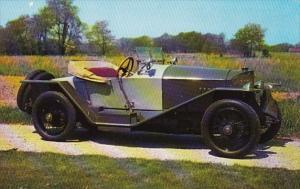 1923 Mercedes 28-95 Runabout