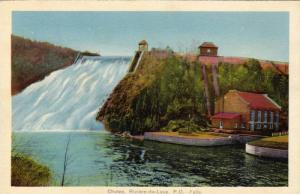 Chutes , Riviere-du-Loup , Quebec , Canada , 30-40s
