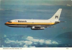 Monarch Airlines Boeing 737