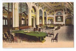 Monte Carlo Casino La Nouvelle Salle De Jeux Postcard