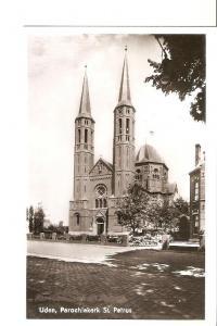 Postal 022101 : Uden, Parochiekerk St. Petrus