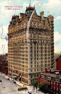 Pennsylvania Philadelphia The Bellevue-Stratford Hotel 1912