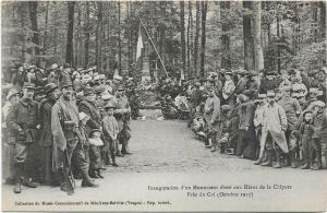 Military - WW1 Westlicher Kriegsschauplatz verdenal 01.30