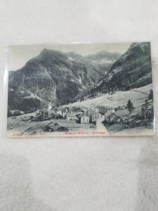 Antique Postcard entitled Simpion (1479 m) - Le Village  #5468