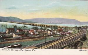 Pennsylvania Harrisburg Rockville Bridge