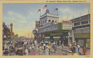 New Jesrey Atlantic CityHamids Million Dollar Pier
