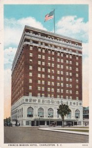 CHARLESTON, South Carolina, 1900-1910s, Francis Marion Hotel