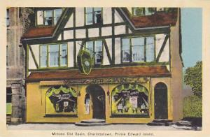 OLD SPAIN Restaurant , Charlottetown , Prince Edward Island , Canada , 30s