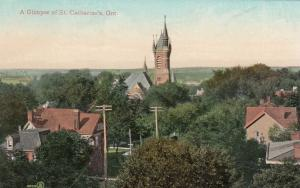 A Glimpse of ST. CATHERINES ,Ontario , Canada , 00-10s