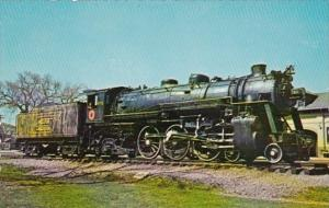 Maine Central Railway Locomotive Old Number 470