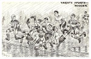 18862   Oxford Varsity Sports - Rugger