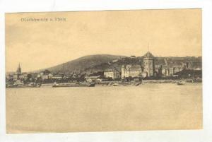 Oberlahnstein a. Rhein (Rhineland-Palatinate), Germany, 1900-1910s