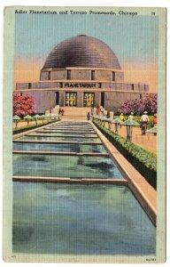 Chicago, Adler Planetarium and Terrazo Promenade