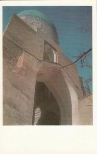 Central Asia UZBEKISTAN Samarqand Shah-i Zindah Qadi-Zadah Rumi Mausoleum