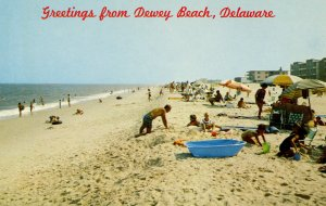 DE - Greetings from Dewey Beach, Delaware