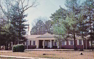 Adele Erb Sullivan Building Tamassee Dar School Tamassee South Carolina