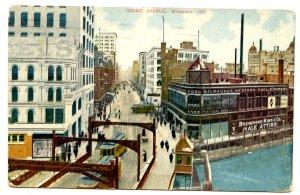 WI - Milwaukee. Grand Avenue