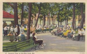 PEN MAR PARK, Maryland , 30-40s