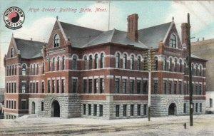 BUTTE , Montana, 00-10s ; High School